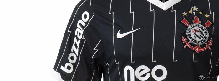 Camisa Corinthians Facebook