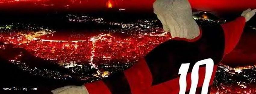 Capa Facebook Flamengo