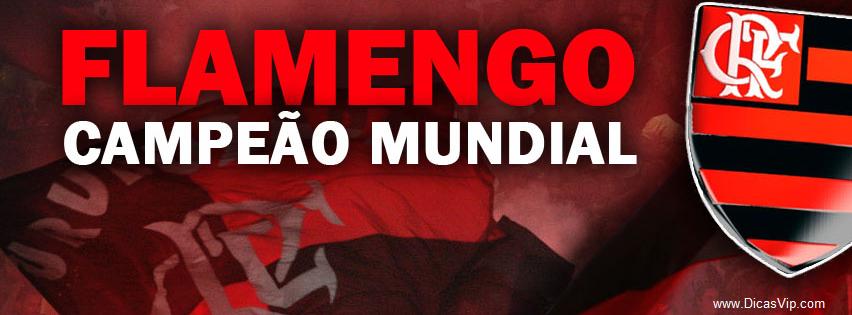 Capa Facebook do Flamengo