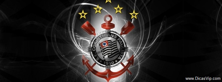 Capa do Corinthians para Facebook