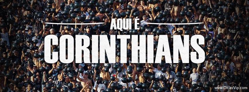 Capa do Corinthians
