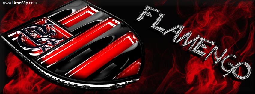 Capa para Facebook Flamengo