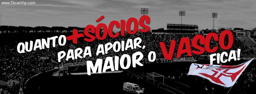 Capa pra Facebook Vasco