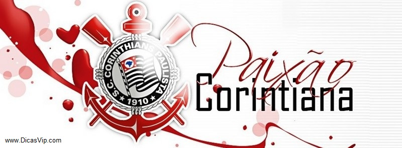 Capas Facebook Corinthians