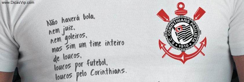 Capas para Facebook do Corinthians