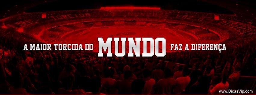 Capas para Facebook do Flamengo