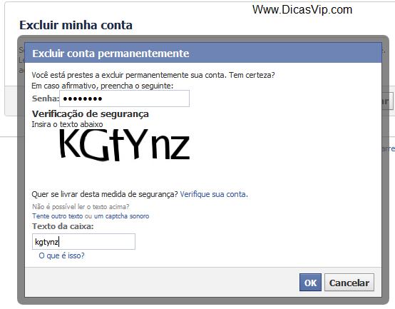 Como excluir um Facebook definitivamente