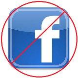 Como excluir um Facebook