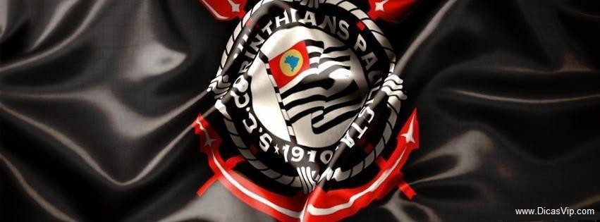 Corinthians capa Facebook
