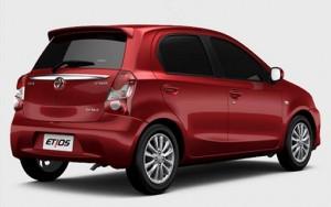 Novo Toyota Etios 2013 - Fotos e Preços