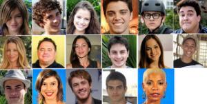Personagens da nova Malhação 2013