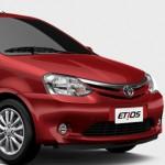 Toyota Etios 2013 Brasil