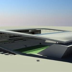 Fotos Arena Corinthians - 01-09-12