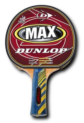 Raquete Dunlop Tennis de Mesa Max
