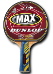 Raquete Dunlop tênis de mesa Max