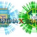 Argentina x Brasil ao vivo