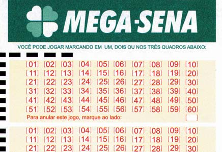 Mega Sena permitirá apostas pela internet