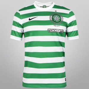 Comprar Camisa Nike Celtic Home 12/13 s/nº