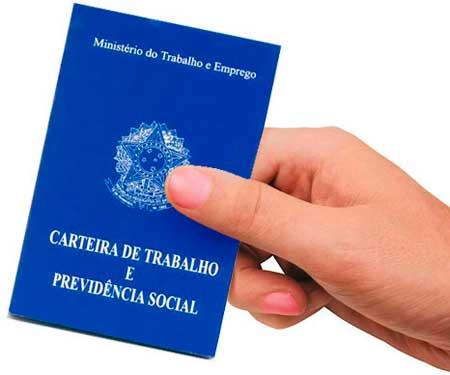 COMO TIRAR A CARTEIRA DE TRABALHO