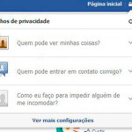 COMO RESTRINGIR A VISUALIZACAO DE POST NO FACEBOOK SO PARA AMIGO