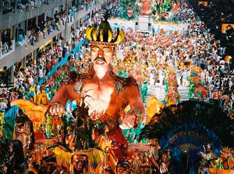 MELHORES FESTAS DE CARNAVAL NO BRASIL