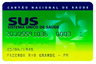 COMO FAZER CARTÃO DO SUS - SISTEMA ÚNICO DE SAÚDE