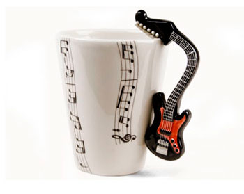 CANECA MUSICAL