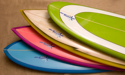 COMO ESCOLHER A PRANCHA DE SURF IDEAL
