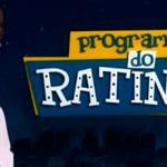 PROGRAMA DO RATINHO INSCRICOES