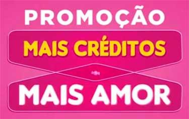 PROMOÇÃO MAIS CRÉDITOS MAIS AMOR - WWW.MAISCREDITOMAISAMOR.COM.BR - SONHO DE VALSA