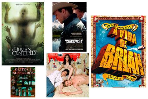 FILMES POLÊMICOS DO CINEMA