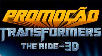 WWW.PROMOTRF.COM.BR - PROMOÇÃO TRANSFORMERS THE RIDE 3D