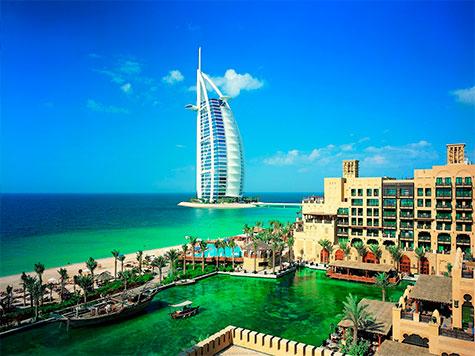 AS BELEZAS DE DUBAI