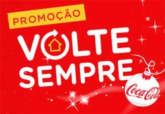 WWW.PROMOVOLTESEMPRE.COM.BR - PROMOÇÃO VOLTE SEMPRE COCA-COLA