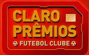 WWW.CLAROPREMIOS.COM.BR - PROMOÇÃO DESAFIO CLARO PRÊMIOS FUTEBOL CLUBE