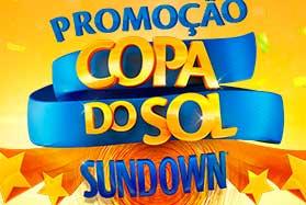 WWW.COPADOSOL.COM.BR - PROMOÇÃO SUNDOWN COPA DO SOL