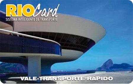 CONSULTAR SALDO RIOCARD VALE-TRANSPORTE