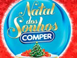 PROMOÇÃO NATAL DOS SONHOS COMPER SUPERMERCADOS