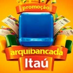 ITAU.COM.BR/ARQUIBANCADAITAU - PROMOÇÃO ARQUIBANCADA ITAÚ