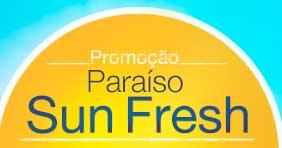 WWW.PARAISOSUNFRESH.COM.BR - PROMOÇÃO PARAÍSO SUN FRESH