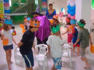 DIFERENTES FORMAS PARA ANIMAR FESTA INFANTIL