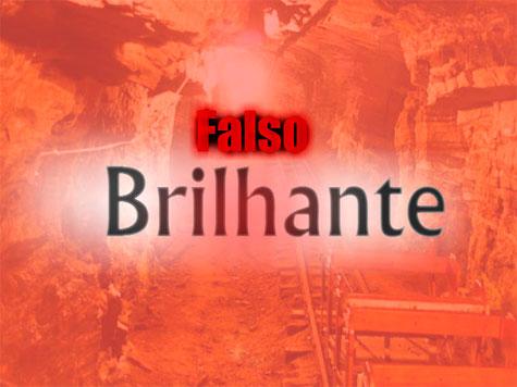 NOVA NOVELA DAS 9 FALSO BRILHANTE