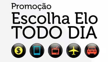 WWW.CARTAOELO.COM.BR/ESCOLHAELO - PROMOÇÃO ESCOLHA ELO TODO DIA