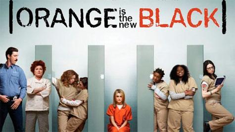 ORANGE IN THE BLACK