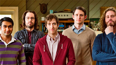 SILICON VALLEY, SÉRIE GEEK