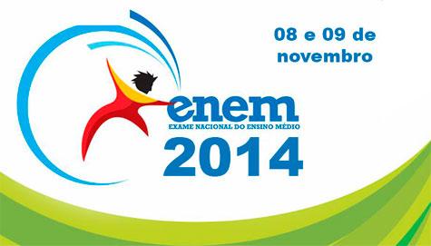 INSCRICOES PARA ENEM 2014