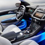 INTERIOR DO FORD KA CONCEPT