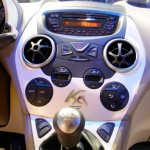 PAINEL DO FORD KA CONCEPT