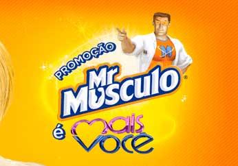 WWW.MRMUSCULOMAISVOCE.COM.BR - PROMOÇÃO MR. MÚSCULO É MAIS VOCÊ