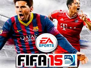 JOGO FIFA 2015